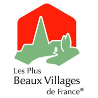 logo : Plus beaux villages de France